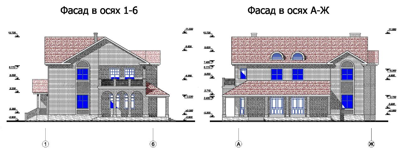 Дипломный проект на тему Строительство коттеджа Проекты домов Дипломный проект