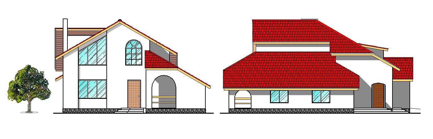 Жилой Дом Из Ракушечника Проект
