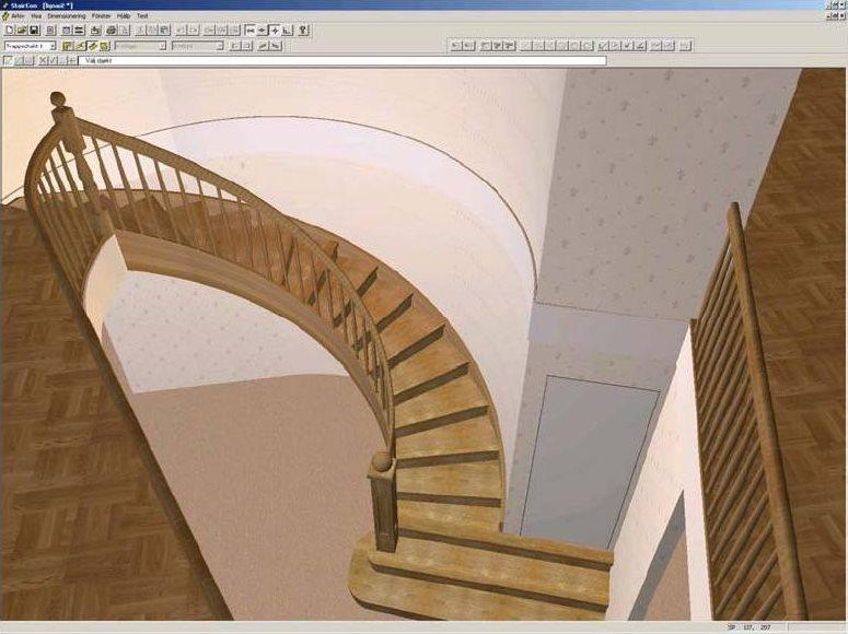 программа для расчета и проектирования лестниц скачать