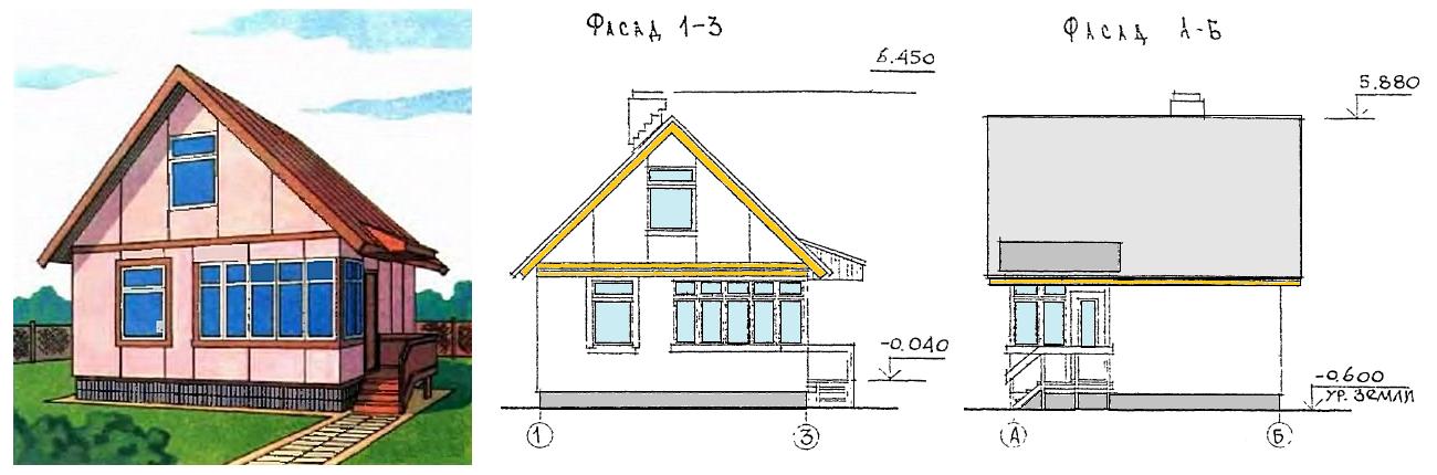 Проекты домов скачать бесплатно pdf