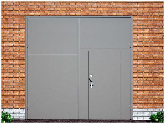 автоматические ворота для гаража 3м2м цена