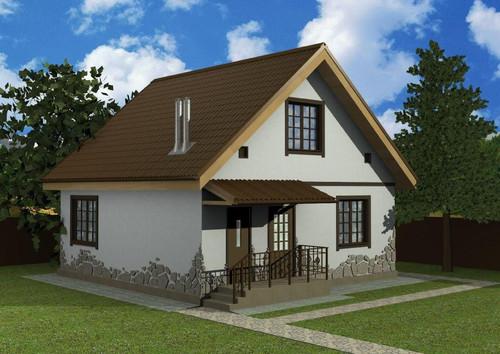 Дом проекты схема 12 14